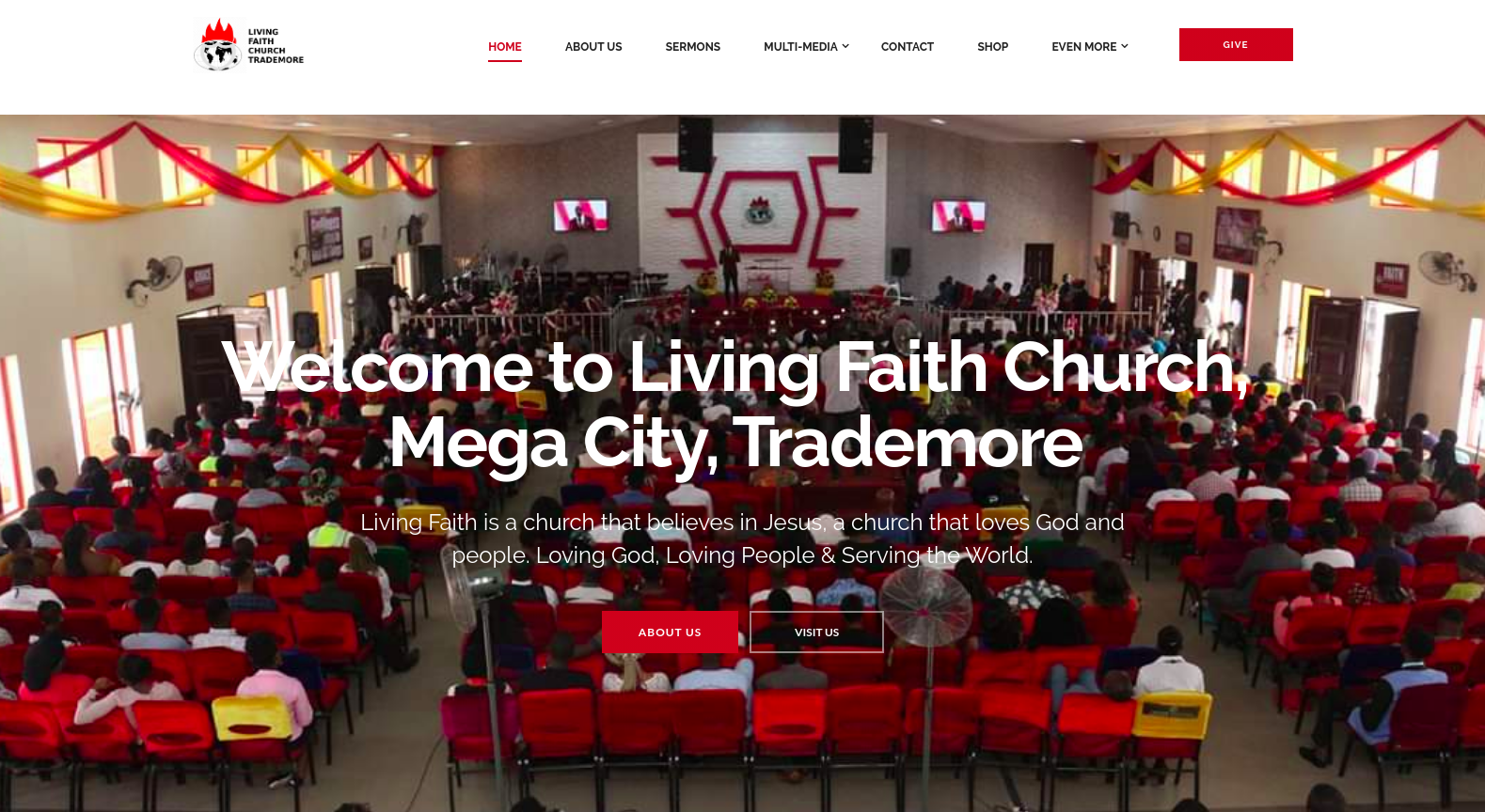 Living Faith Church Trademore