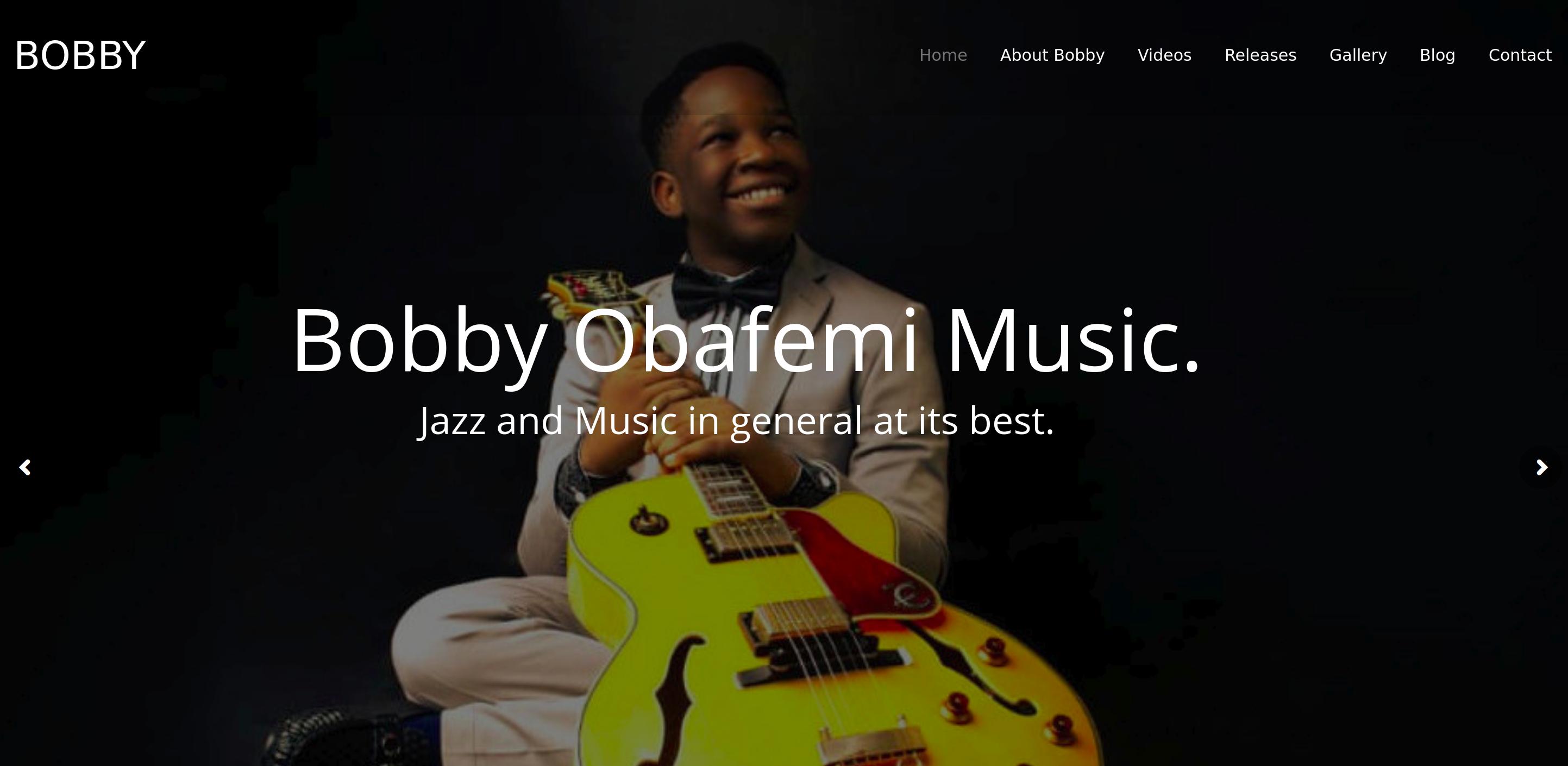 Bobby Obafemi