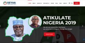 SEYAA - Campaign Website (Offline)